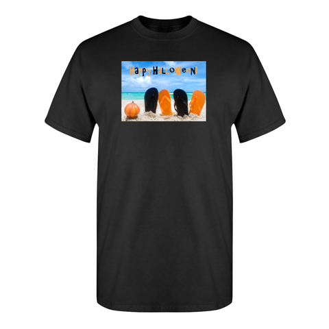 Beachy Halloween T-Shirt