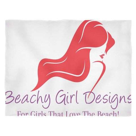 Beachy Girl Designs Blanket (Large), (product type), (product vendor), (shop name)- Beachy Girl Designs