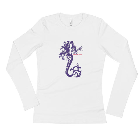 Long Sleeve Mermaid T-Shirt