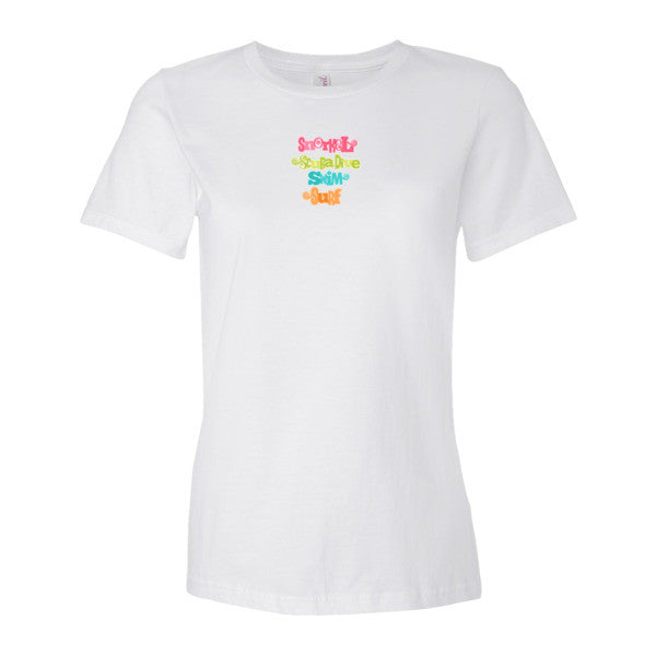 Women's Short Sleeve 4 S's T-Shirt