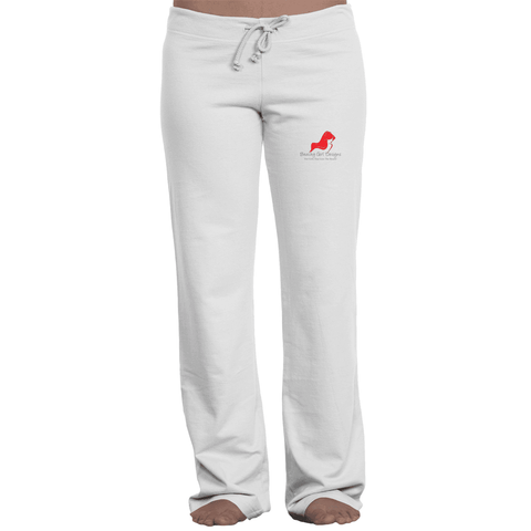 Ladies' Straight Leg FLeece Sweatpants, (product type), (product vendor), (shop name)- Beachy Girl Designs