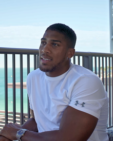 Under Armour Sponsors Anthony Joshua