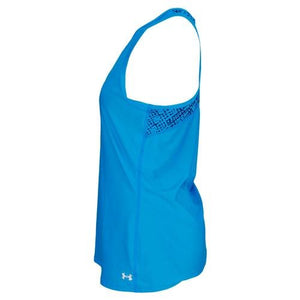 Under Armour Sonic Ladies Tank Top blue