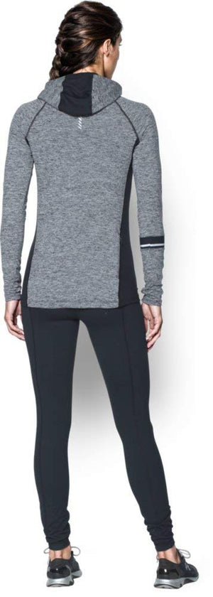 Under Armour Ladies Layered Up Storm Running Hoody Long Sleeve