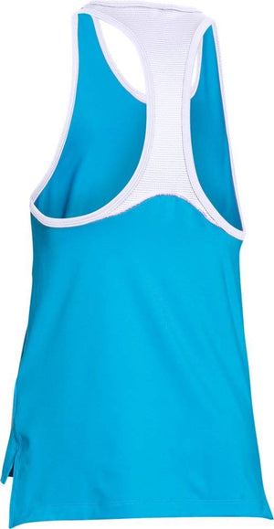 Under Armour Girls / Ladies Luna Tank Top - Blue, X-Large