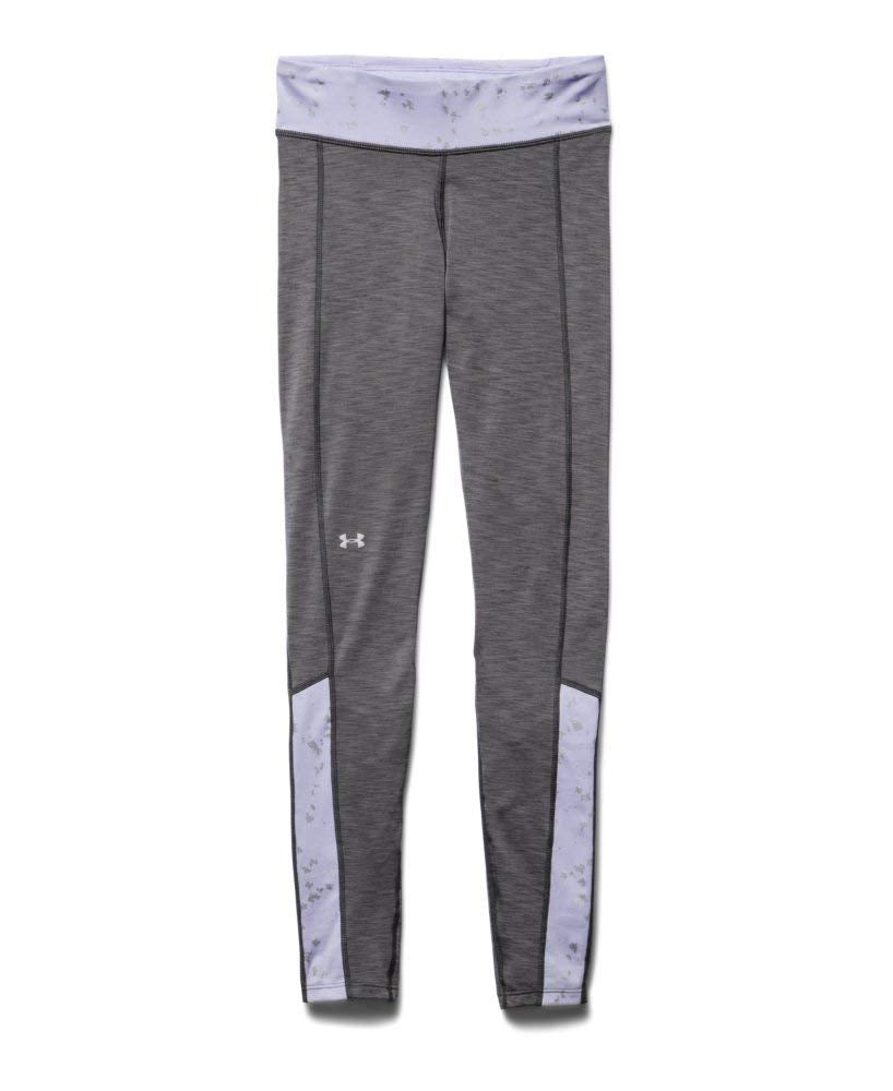 Under Armour LADIES COLD GEAR COZY SHIMMER LEGGINGS LARGE