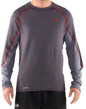 Under Armour Men's ColdGear Base Map 2.5 Long Sleeve Shirt X-Large