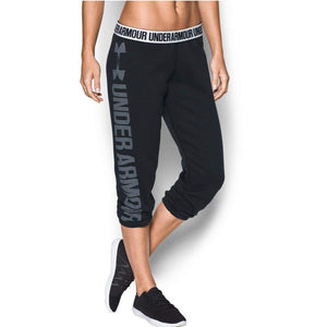 Under Armour Ladies Favorite Fleece Capri