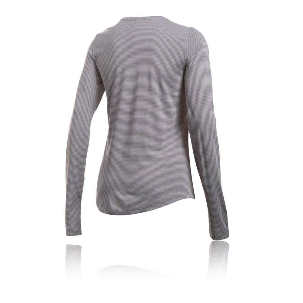 Under Armour Threadborne Streaker LS Ladies Running Top