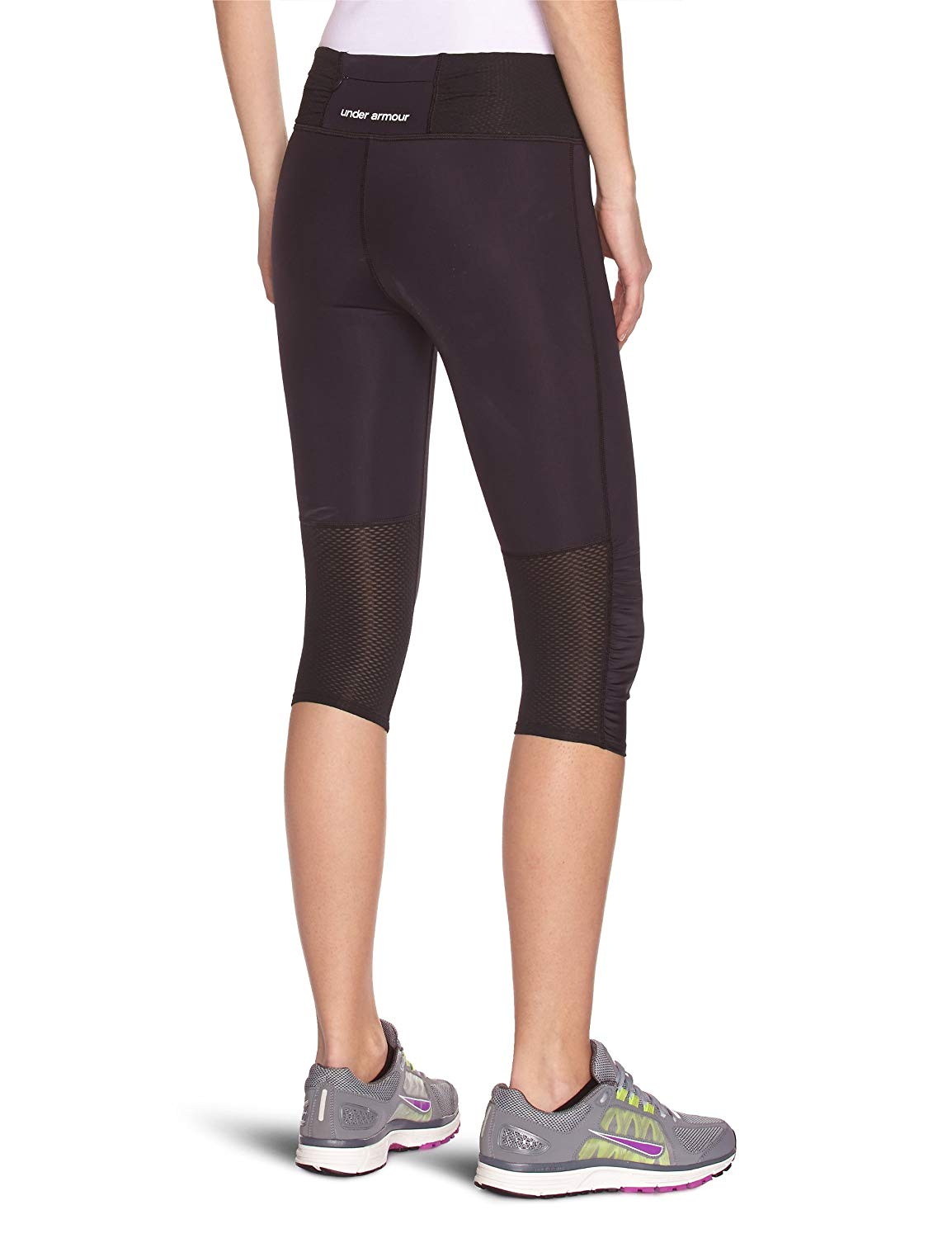 Under Armour Fly-By Compression Running Women's Capri