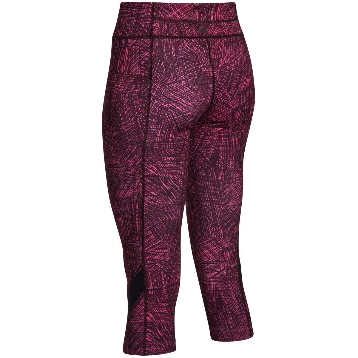 Under Armour Ladies UA Power Up Printed Capri Fitness and Shorts