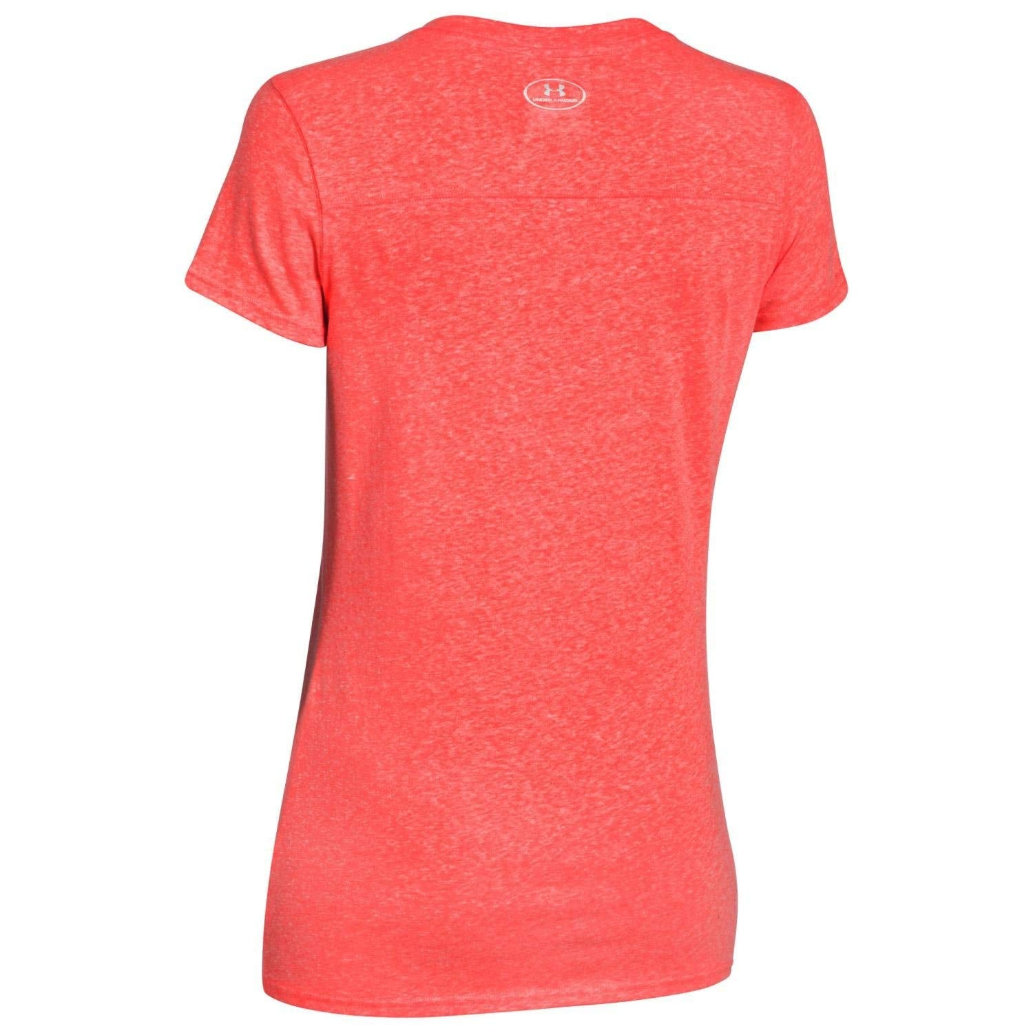 Under Armour Women's Workout T-Shirt Wordmark Standout T-Shirt