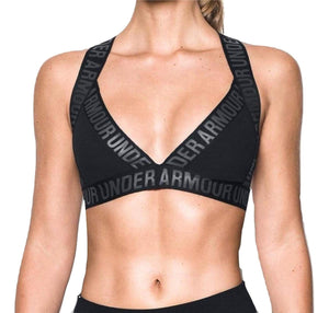 Under Armour Opening Night Strappy Ladies Studio Sports Bra X-Small