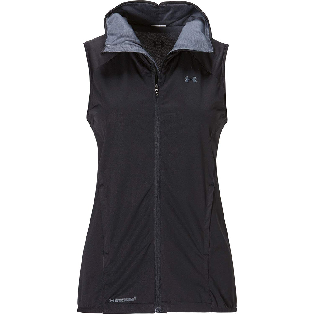 Under Armour 2016 Ladies Storm Vest - Black/Stealth Grey X-Small
