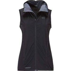 Under Armour 2016 Ladies Storm Vest - Black/Stealth Grey - Small