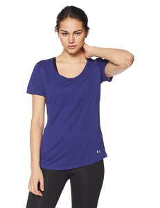Under Armour Threadborne Streaker SS Ladies Running T-Shirt