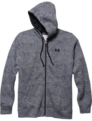 Under Armour Men's Storm Rival Novelty Full Zip Sweatshirt Hoodie