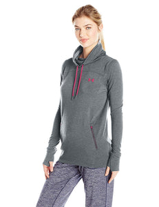 Under Armour Featherweight Fleece Slouchy Ladies Popover Hoodie