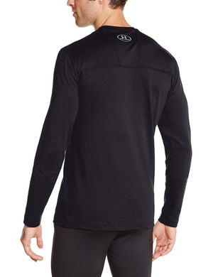 Under Armour Men's CG Infrared V-Neck Long Sleeve T-Shirt