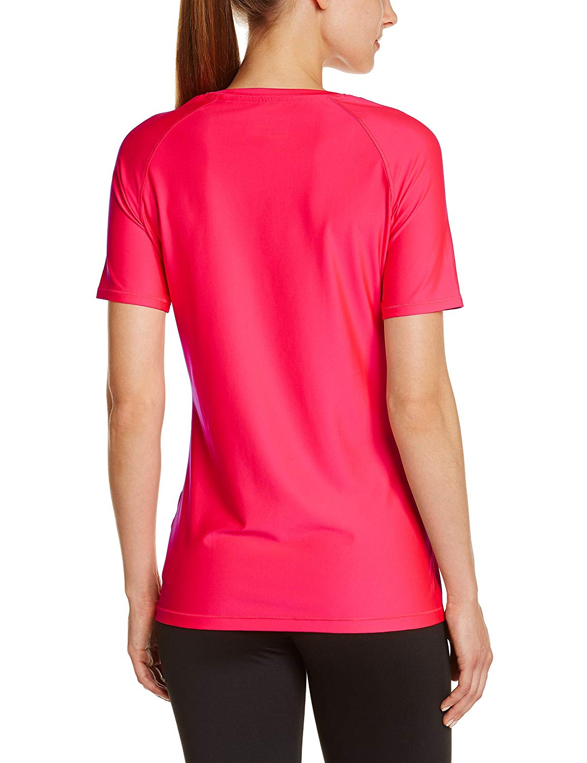 Under Armour HeatGear Alpha Ladies Short-Sleeved Sports T-Shirt