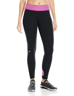 Under Armour Ladies CG Stripe Inset Tight Running Leggings