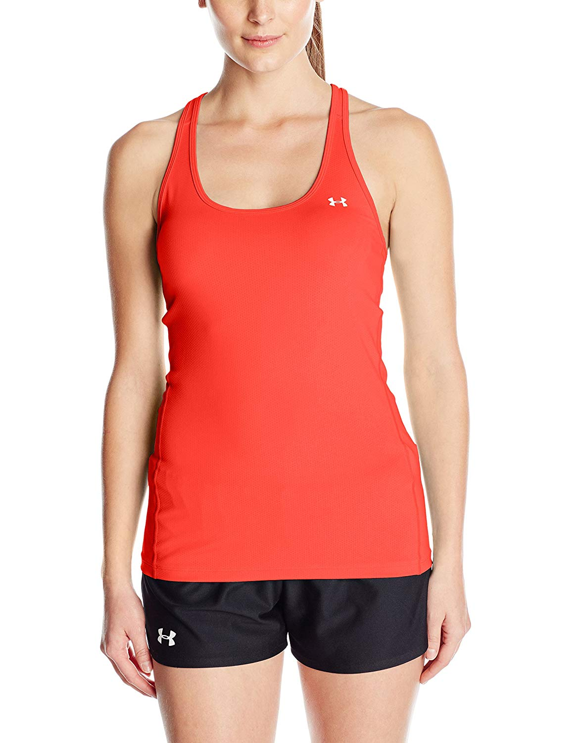 Under Armour Ladies Ua Hg Racer Tank