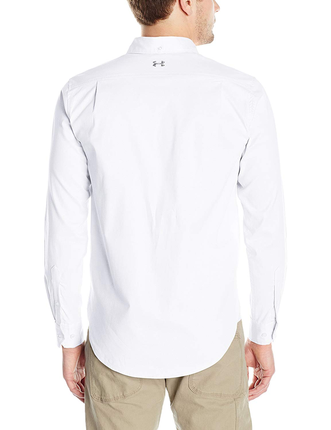 UnderArmour Spring Performance Oxford WHITE