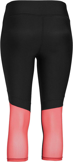 Under Armour HeatGear Alpha Ladies Fitness Capri Power Leggings