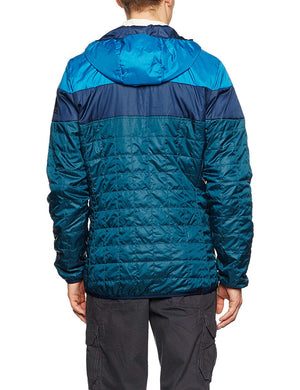 Adidas Men's ESY PL Jacket Green/Blue