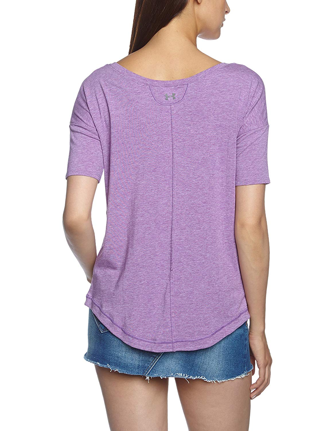 Under Armour Flow Ladies Short Sleeve T Shirt