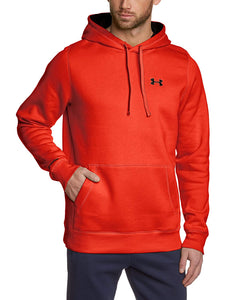 Under Armour Men's Storm Cotton Rival Pullover Hoodie