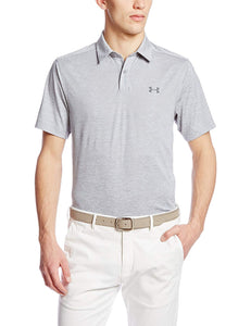 Under Armour Men's Threadborne Jacquard Golf Polo Shirt