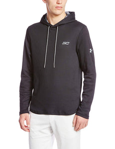 Under Armour Men's  ColdGear SC30 Thermal Hoodie, Black