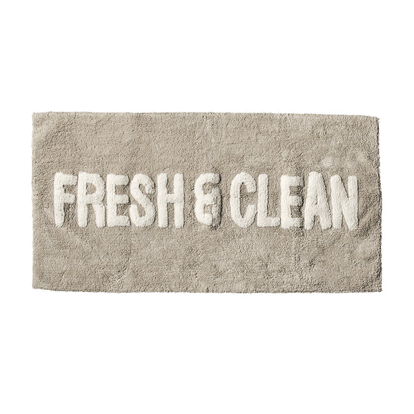 Fresh & Clean Bathmat