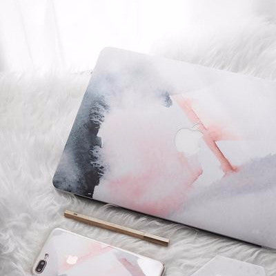 Premium Brush Art Skin for Macbook | 17:LC