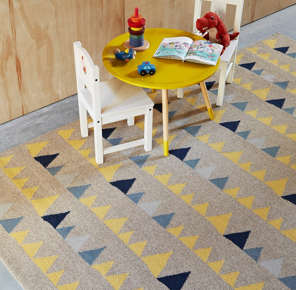 Party Bunting Rug, Junior Collection
