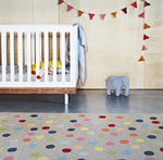 Party Confetti Rug, Junior Collection