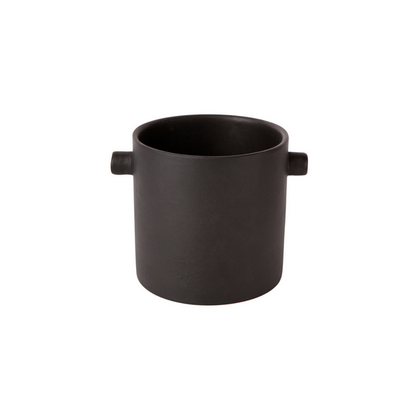 Small Handle Pot - Black