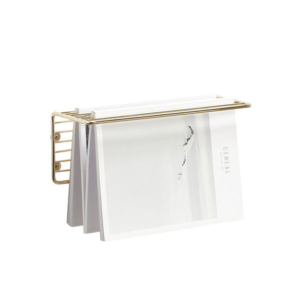 Magazine holder · Gold