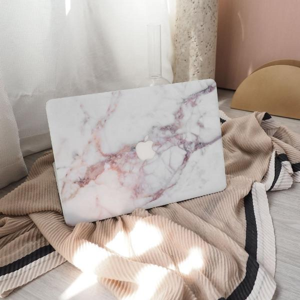 Premium Nebula Marble Skin for Macbook (Front Only)