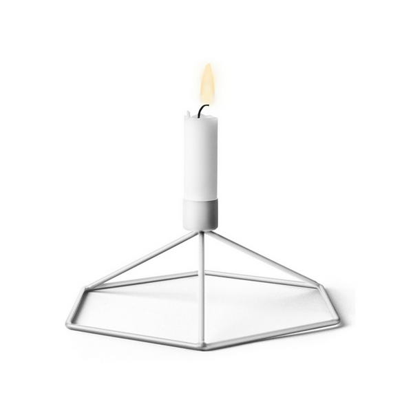POV Table Candleholder by Menu