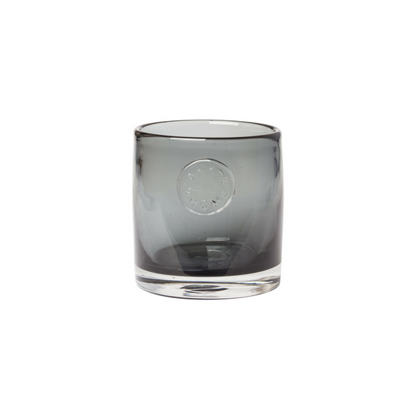 Smokey Glass Votive