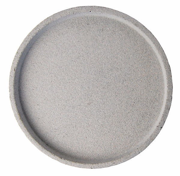 XL Concrete Round Tray