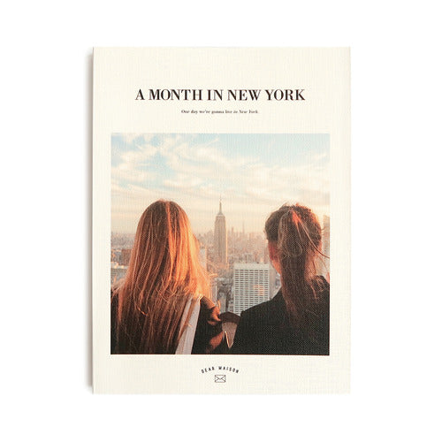 A Month in New York Diary