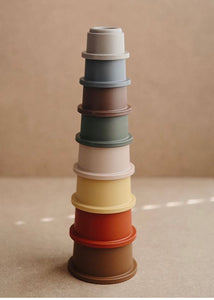 Stacking Cups - set of 8