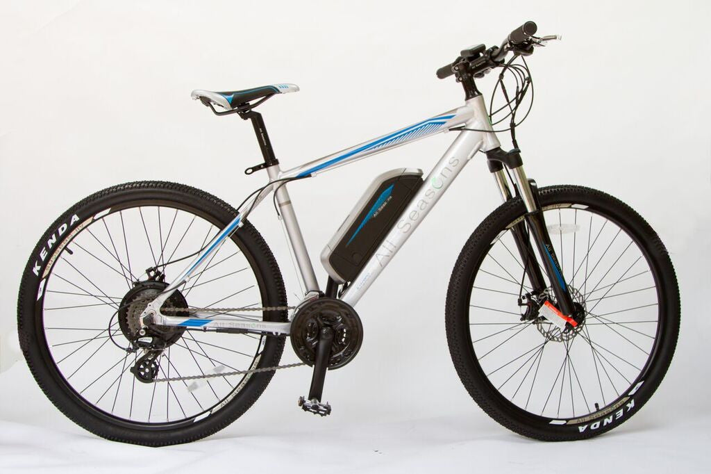 E-xplorer Electric Bike