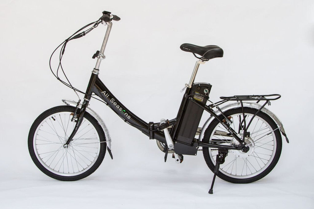 Compact electric bikes from £695