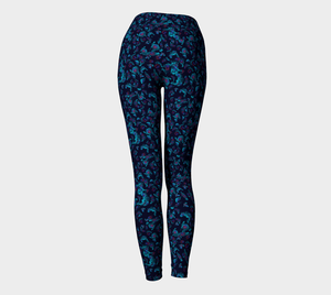 SP Large Scale Tolerance Legging