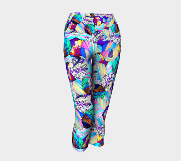 EFNE Science Pants Yoga Capris