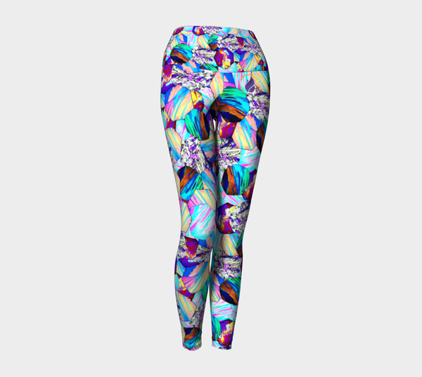 EFNE Science Pants Yoga Leggings